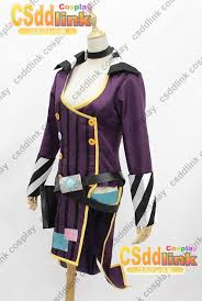 Borderlands 2 Halloween Costumes Borderlands 2 Mad Moxxi Cosplay Costume Purple Csddlink