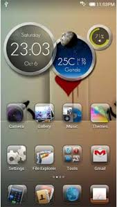 themes mobile android the transparent theme for android mobile android mobile themes