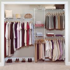 wire shelving for small closets