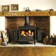 brick fireplace ideas for wood burning stoves stove images decor