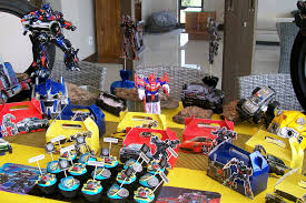 transformers party bumblebee transformers party treasures and tiaras kids