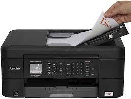 best printer deals black friday 2013 brother mfc j485dw wireless all in one printer black mfc j485dw