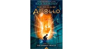 the oracle the trials of apollo book 1 book review