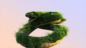 cinema 4d arnold render tutorial creature grass and moss youtube