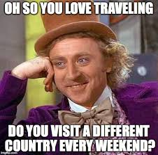 travel meme images After all the travel mentions i 39 ve seen i really enjoyed this jpg