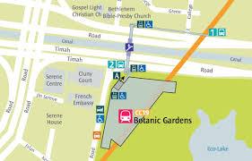 Botanic Garden Mrt Smrt Trains Networkmap Botanicgardens