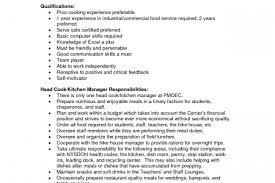 Host Job Description Resume by Kitchen Helper Responsibilities Resume