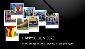 san antonio party rentals happy bouncers home san antonio tx