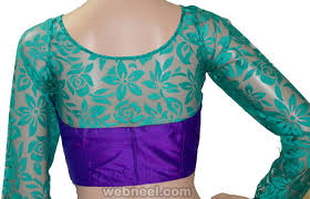 net blouse pattern 2015 50 different types of blouse designs patterns designer saree