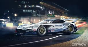 mazda car from which country mazda rx vision rx 9 price specs release date carwow