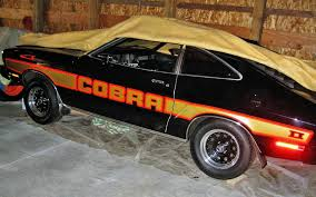 1978 ford mustang ii king cobra for sale what s this 1977 mustang cobra ii worth