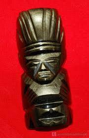 imagenes idolos aztecas escultura onice idolo azteca comprar arte étnico antiguo américa