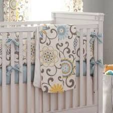 custom baby crib set fancy floral premium crib bedding set 4 pc
