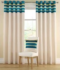 White Chevron Curtains Teal And White Curtains Teawing Co