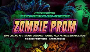 soundpieces zombie prom halloween at the great northern in san