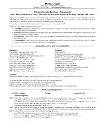 Citrix Administrator Resume Sample by Sample Network Security Cover Letter Job Description For