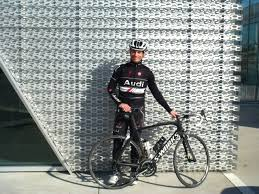 audi cycling team audi marin audi cycling team member visits showroom