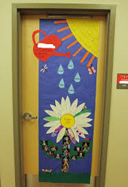 backyards images about door decoration the class