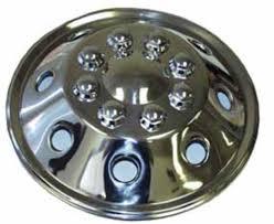namsco stainless steel wheel cover single 16
