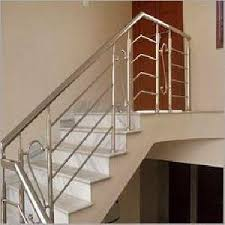 Stainless Steel Banister Stainless Steel Railing Manufacturers Suppliers U0026 Exporters In