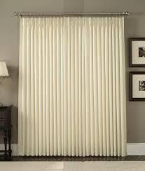 Pinch Pleat Patio Door Panel Crosby Insulated Pinch Pleated Patio Door Drape Single Panel Drape