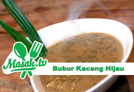 cara membuat bubur kacang ijo empuk bubur kacang hijau green bean porridge jajanan 008 youtube