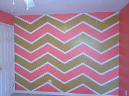 Best Chevron Girls Bedrooms Ideas On Pinterest Wall Initials - Chevron bedroom ideas
