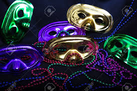 black and gold mardi gras purple green and gold mardi gras masks with on a black