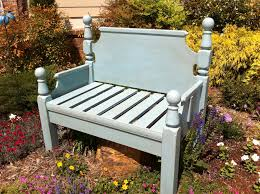 Bed Frame Bench Repurposed Bed Frame Bench Home Design Ideas