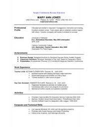 Resume Format For Government Job by Resume Template Resumes For Jobs Government Sample Format Job