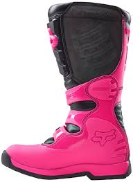 fox boots motocross fox comp 5 mx lady boots motocross black pink fox mtb helmet