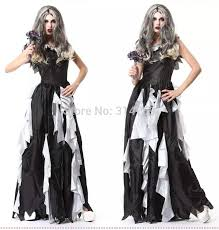 Ghost Bride Halloween Costume Cheap Female Ghost Costume Aliexpress Alibaba Group