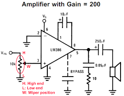 how to regulate volume using variable resistor quora
