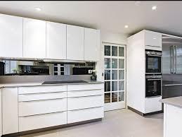 Kitchen Cabinets High Gloss White Modern Kitchen Cabinets - High kitchen cabinet