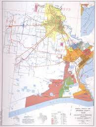 Jefferson County Zip Code Map by Index Of Maps Texas