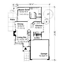 tudor house plan first floor 072d 0002 from houseplansandmore com