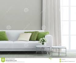 schã nes sofa schönes wohnzimmer stockfotos bild 32505343