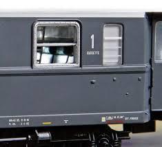 carrozze cuccette ferrovie it acme 50534 carrozza cuccette tipo 1959