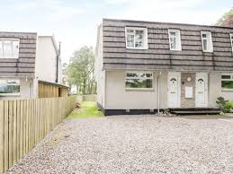 pebble nook onich self catering holiday cottage