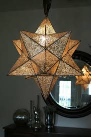 marvelous moravian star pendant light with home decor ideas