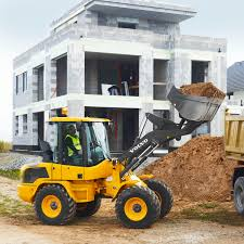 wheel loader for construction diesel tier 4 intermediate