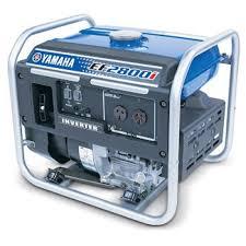yamaha ef2800i generator 2800w