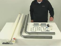 boat trailer guides with lights compare ce smith post style vs fulton boat guide etrailer com