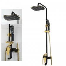 Bathroom Shower Set Shower Faucet Set Wall Mounted Rainfall Shower Set Tap