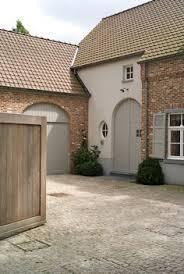 garage door color for red brick home bohemian h u003c3me pinterest