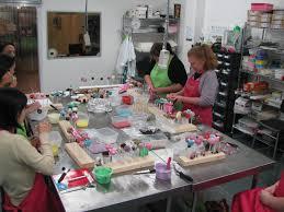 how to start teaching cake decorating