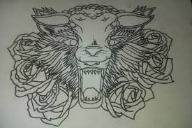 lamb tattoo designs more information