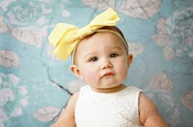 baby bow headbands parents warned after baby girl suffocates from wearing big bow