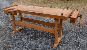 near new 7 foot beech ulmia woodworking bench u2013 jim bode tools