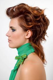 short front long back hair red hairstyles hair photo com